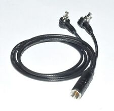 ZTE MF823 MF825 4G LTE USB mobile broadband dual plug antenna adapter cable FME