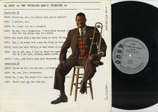 Al GREY The thinking man's trombone US LP ARGO 677