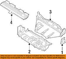 NISSAN OEM 90-96 300ZX Splash Shield-Cooling-Under Cover 7583130P00