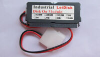 NEW LeiDisk OEM Industrial 128MB IDE 40-Pin IDE Disk On Module Flash Memory