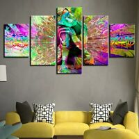 Psychedelic Hippie 420 Weed Buddha Peace 11X17 Poster
