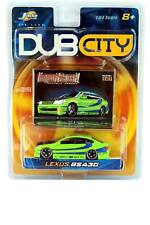 2003 Jada Dub City #038 Lexus GS430 Import Racer!