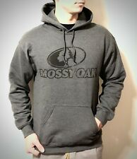 Mossy Oak Gray Hoodie BRAND NEW Med, Large, XL, 2XL, hunting fishing camping