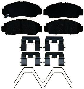 Disc Brake Pad Set-Ceramic Disc Brake Pad Front 14D1608CH fits 12-14 Honda Civic