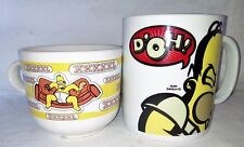 Mugs, Cups & Dishes The Simpsons Collectables