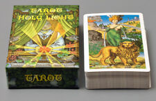 TAROT OF THE HOLY LIGHT 78 CARD DECK DELUXE COLOR EDITION - NIB