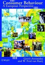 Consumer Behaviour: A European Perspective by Antonides, Gerrit Paperback Book
