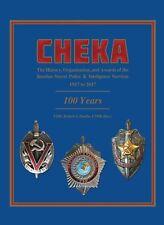Livre TCHEKA OGPU KGB URSS espion  DGSE SDECE Police secrète R Pandis