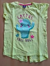 T-Shirt Pullover kurzarm kurzärmelig Größe 116 Cactus