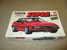 LS Toyota Supra 2800GT 1/24 Scale Model Kit Complete Unbuilt