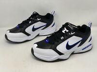 Nike Air Monarch IV 4E Black White Sneaker, Size 12 BNIB 416355-002