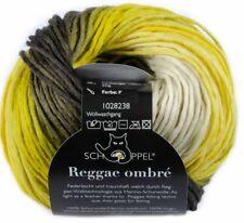 13€/100g Schoppel  50g Reggae ombre traumhaft weich  Farbe 2403 Vitamin C