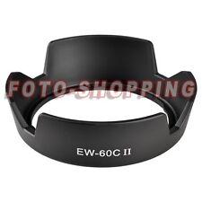 LENS HOOD CANON EW-60CII OBIETTIVO EF-S 18-55MM 3.5-5.6 USM PARALUCE EW60CII