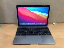 "Apple MacBook 12"", 1.1 GHz Core M, 8GB Ram, 256GB SSD, 2015 (M54)"