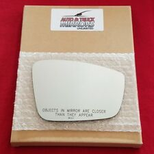 Mirror Glass For 11-18  Jetta,Passat, Beetle Passenger Side Replacement