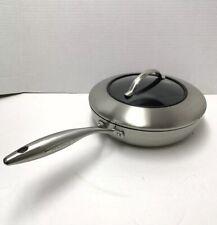 Scanpan CTX 4-Quart Saute Pan with Lid - 10.25 Inch - 65082600