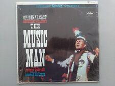 The Music Man - OriginaL 1957 Broadway Cast vintage LP