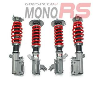 GSP MonoRS Coilovers Lowering Kit Adjustable for AVALON (GSX40) 2013-18