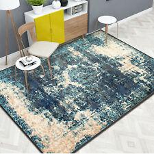 3D Green Abstract ZHUA1204 Game Non Slip Rug Mat Photo Carpet Zoe