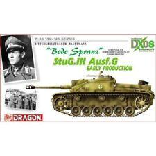 Dragon 6488 Bodo Spranz Stug StuG III Ausf. G Ace escala 1/35 Nuevo