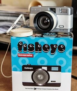 Collectable Lomography Fisheye 35mm camera