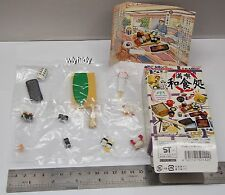Miniatures enjoy Japanese food processing Set #1 , 1 pc. Only - Re-ment ., #ok