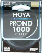 Filtre gris neutre filetés Hoya pour appareil photo et caméscope