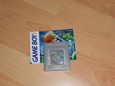 Spiel FORTRESS OF FEAR Nintendo Gameboy