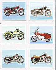 NEWMARKET HARDWARE SOME OF BRITAIN'S FINEST BIKES Complete Set MINT