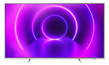 "Philips PUS8535 70"" 4K LED Smart TV - Argento Chiaro"