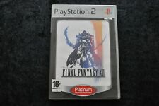 Final Fantasy XII Playstation 2 PS2 Platinum