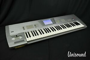 Korg Trinity Plus Musik Workstation Drs Tastatur Synthesizer