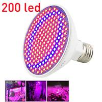 E27 Led Plant Grow Light Bulb hydro flower greenhouse Indoor full spectrum Lamp