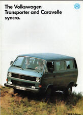 Volkswagen Van and Pickup Manuals and Literature
