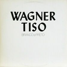 Wagner Tiso – Branco E Preto (Latin jazz + Egberto Gismonti ) vinyl