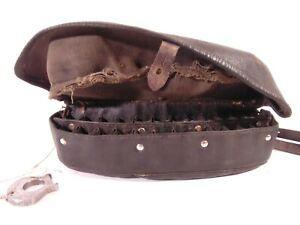 Soviet vintage hunting stowing. Leather. Original L