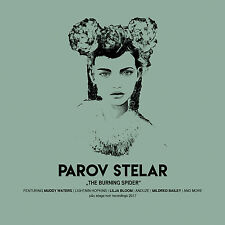 "PAROV STELAR ""THE  BURNING SPIDER "" 2 LP"