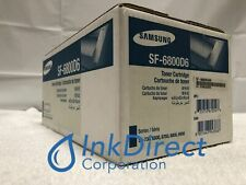 Genuine Samsung SF6800D6 SF-6800D6 TDR685 Toner Cartridge Black 6750 6800 6900 7