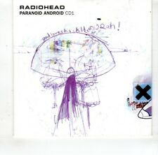 (HR244) Radiohead, Paranoid Android - 1997 CD 1