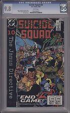 Suicide Squad #30 - CGC 9.8 - 0263306015
