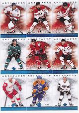 12-13 Artifacts Braydan Schenn /85 Sapphire Blue Team Canada 2012