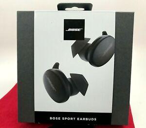 Bose Sport Earbuds - Black - 805746-0010