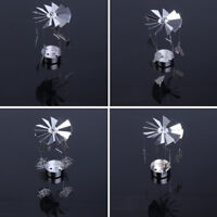Light Spinning Home Decoration Candle Holder Rotating Candle Stand Carrousel