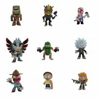 RICK & MORTY Mystery Mini Series 2 Set of 9 Figures  - Funko NEW