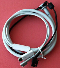 """Apple Cinema Display 27"""" A1407 All In One Thunderbolt Magsafe Power Cable OEM UK"""