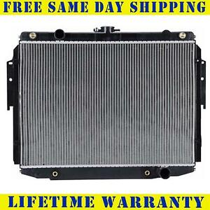 Radiator For 1979-2003 Dodge Ram B150 B200 B1500 B250 B100 Fast Free Shipping