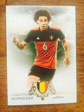 2016 Futera Unique Soccer Card - Belgium AXEL WITSEL Mint