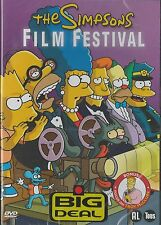 The Simpsons - Film Festival   New dvd in seal