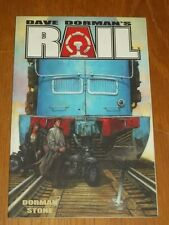 Rail by Dave Dorman Image (Paperback)< 9781582402291