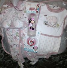 3/6 Months Baby Girl Gift Set . Great For Baby Shower